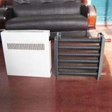 延边钢制高频焊翅片管民用散热器
