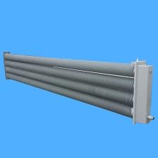 延边直排式翅片管工业散热器